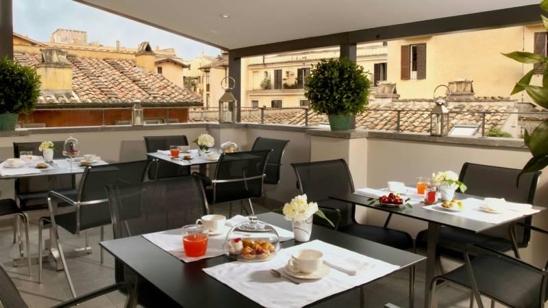 Mood 44 Gallery Luxury Suite In Rome
